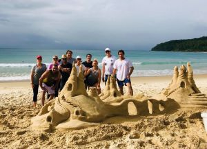Learn to Build the Sandcastle of your Dreams - Kempsey Accommodation