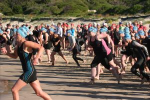Port Stephens Triathlon Festival - Kempsey Accommodation