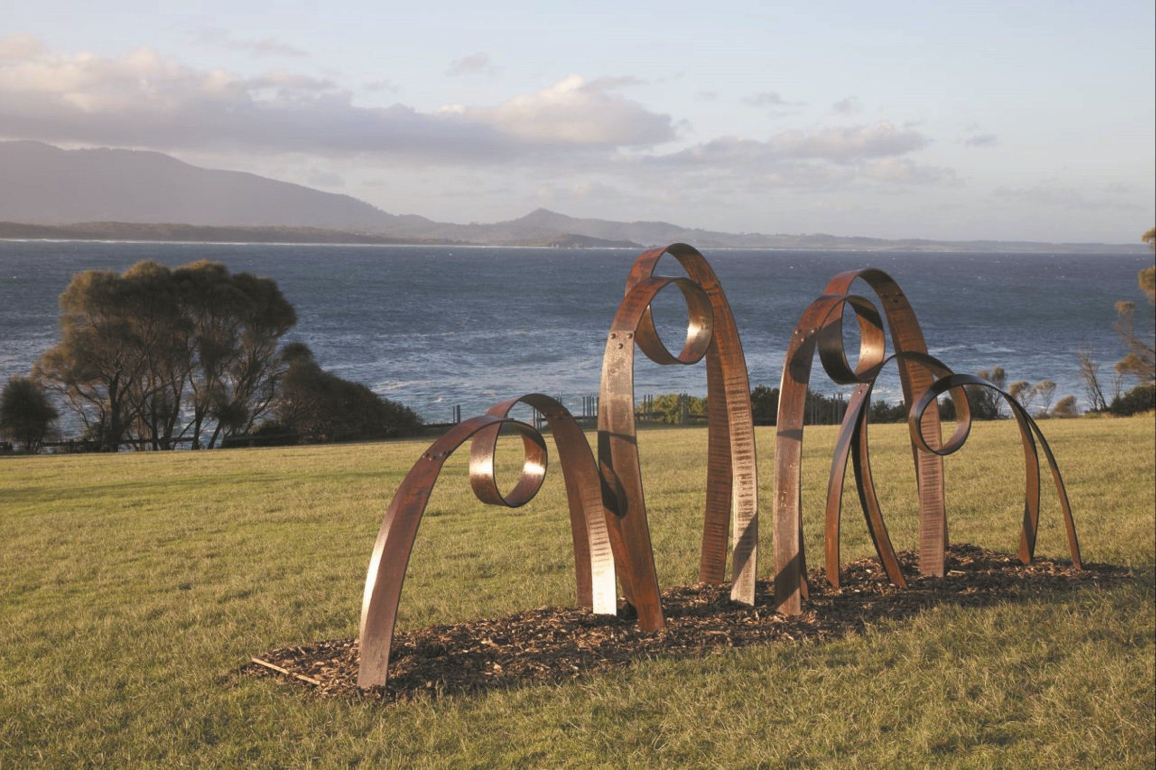 Sculpture Bermagui - Kempsey Accommodation