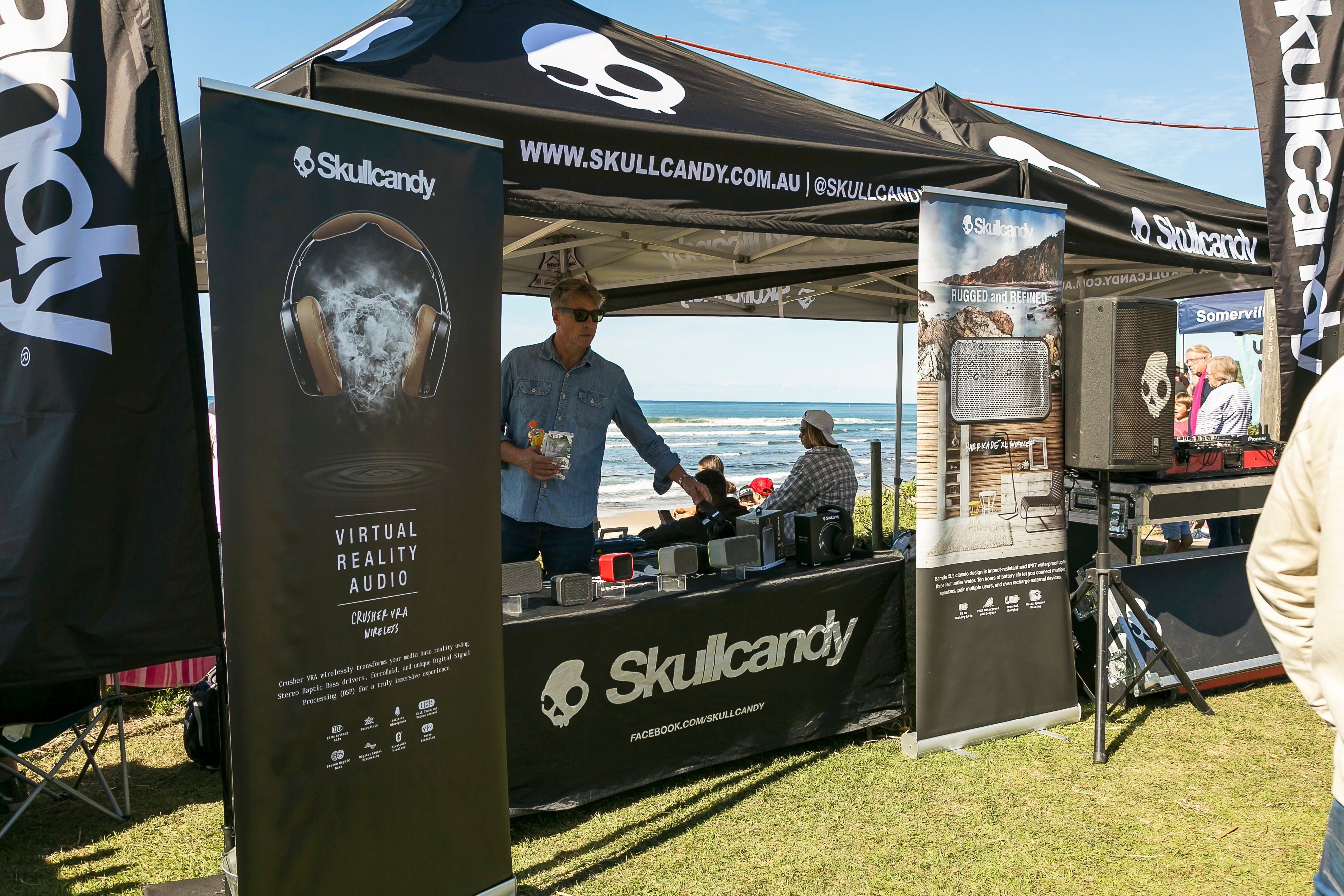 Skullcandy Oz Grom Open - Kempsey Accommodation