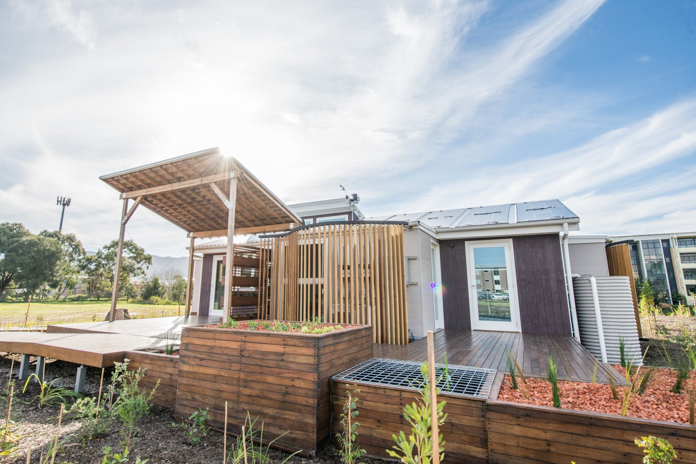 Sustainable Buildings Research Centre Sustainable Houses Day - Kempsey Accommodation
