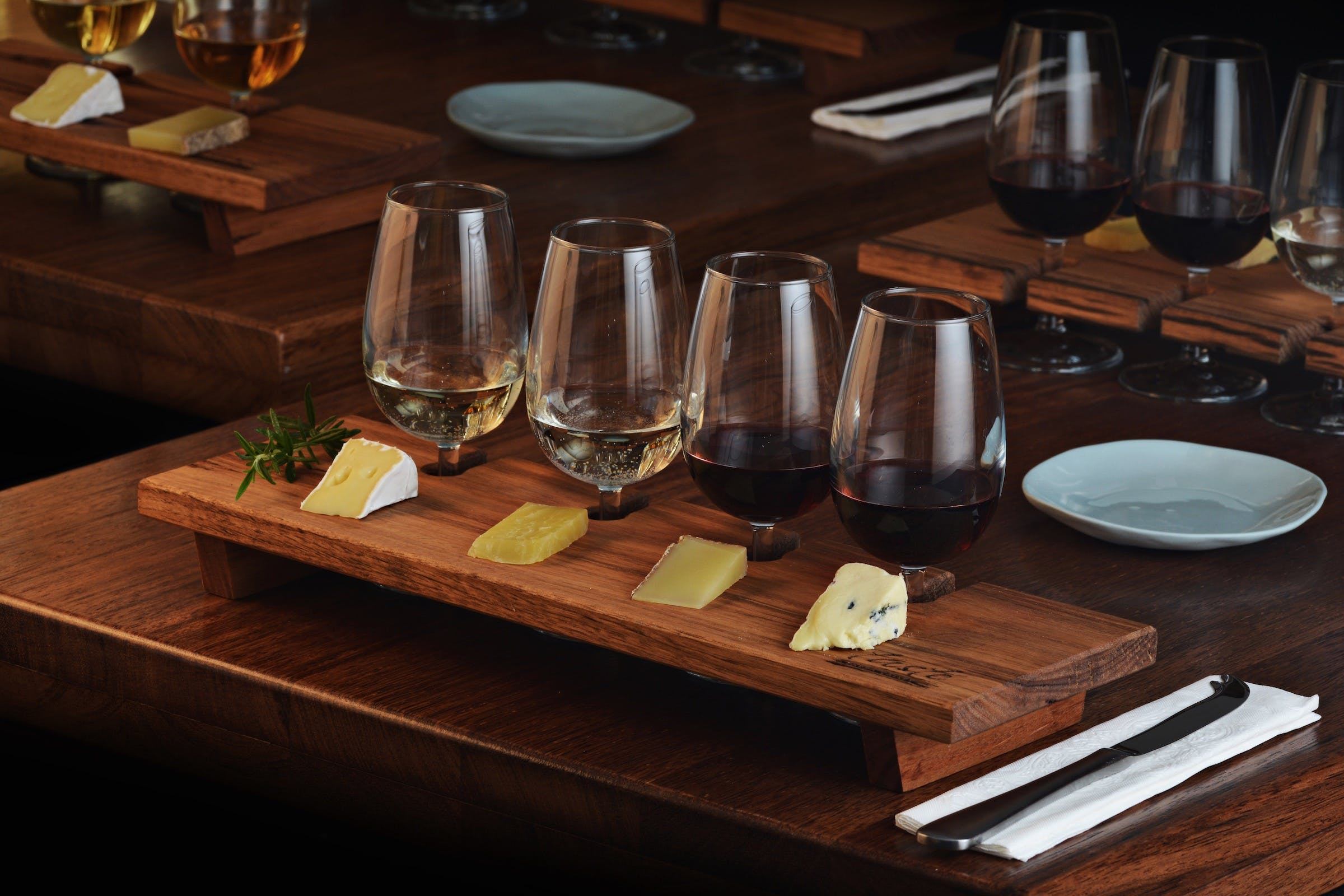 Taste Yarra Valley - Tasting Flights wine and cheese - Kempsey Accommodation