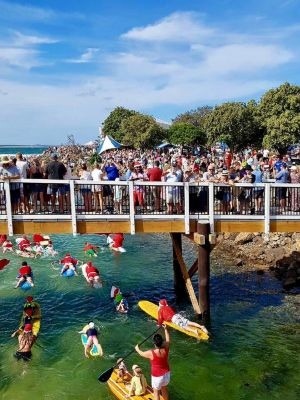 The Crescent Head Santa Surf - Kempsey Accommodation