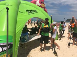 12 Towers Ocean Paddle Race 2021 - Kempsey Accommodation