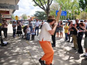 Australian National Busking Championships - Kempsey Accommodation