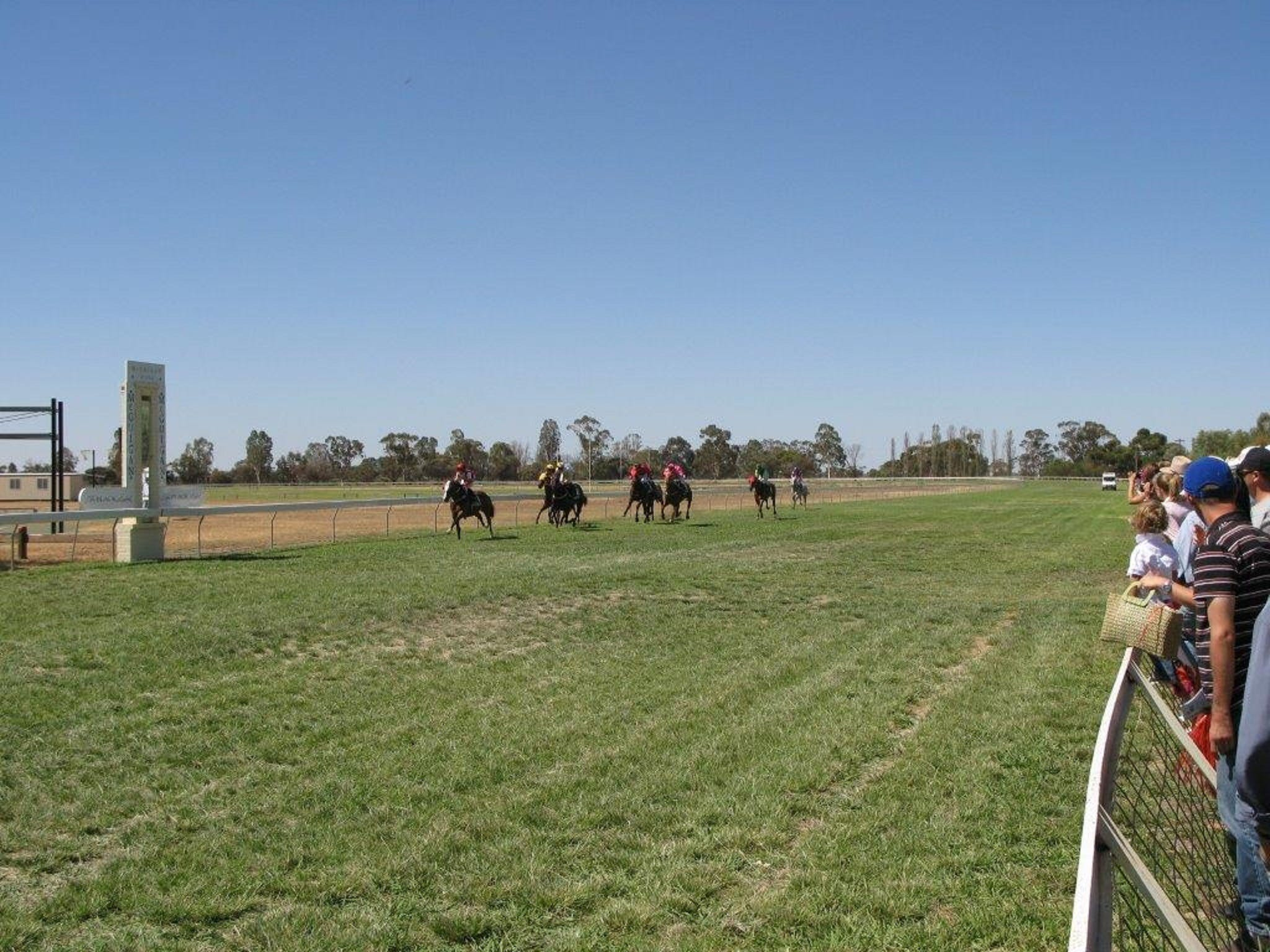Balranald Races -Derby Day - Kempsey Accommodation