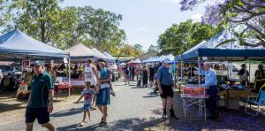 Calliope Historical Village Markets - Kempsey Accommodation