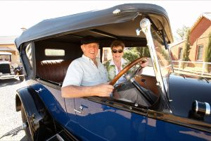 Corowa Historic Vehicle and Machinery Club Spring Fun Weekend - Kempsey Accommodation