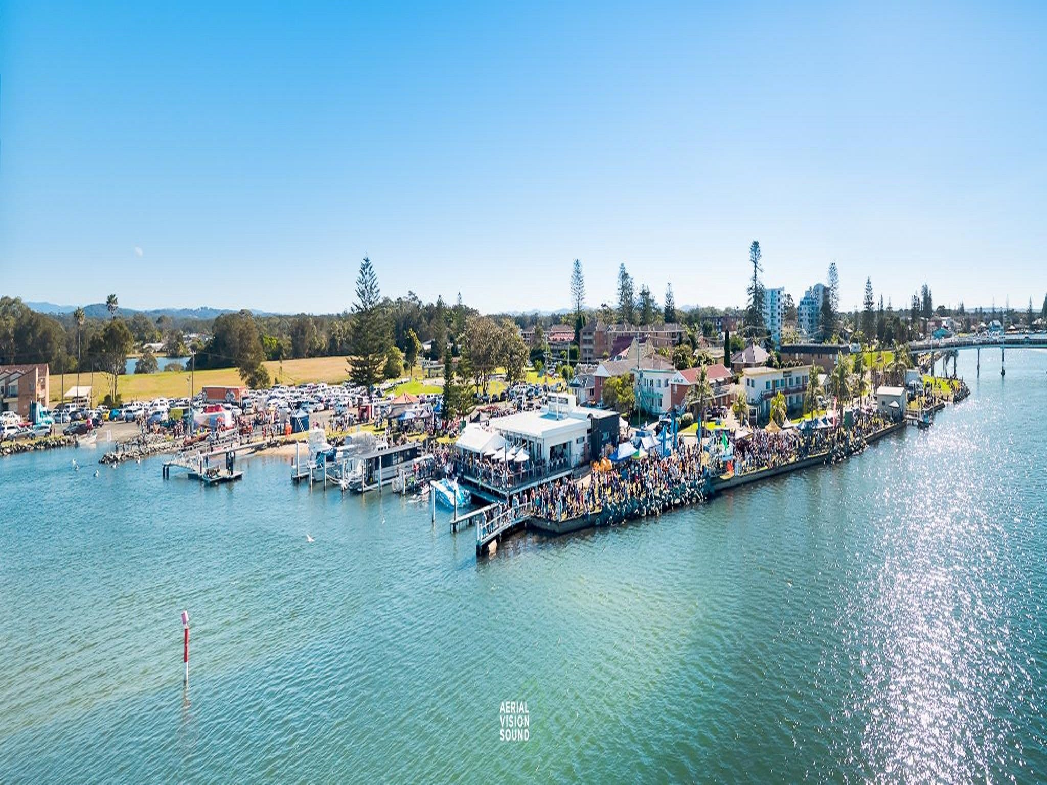 Fred Williams Aquatic Festival - Kempsey Accommodation