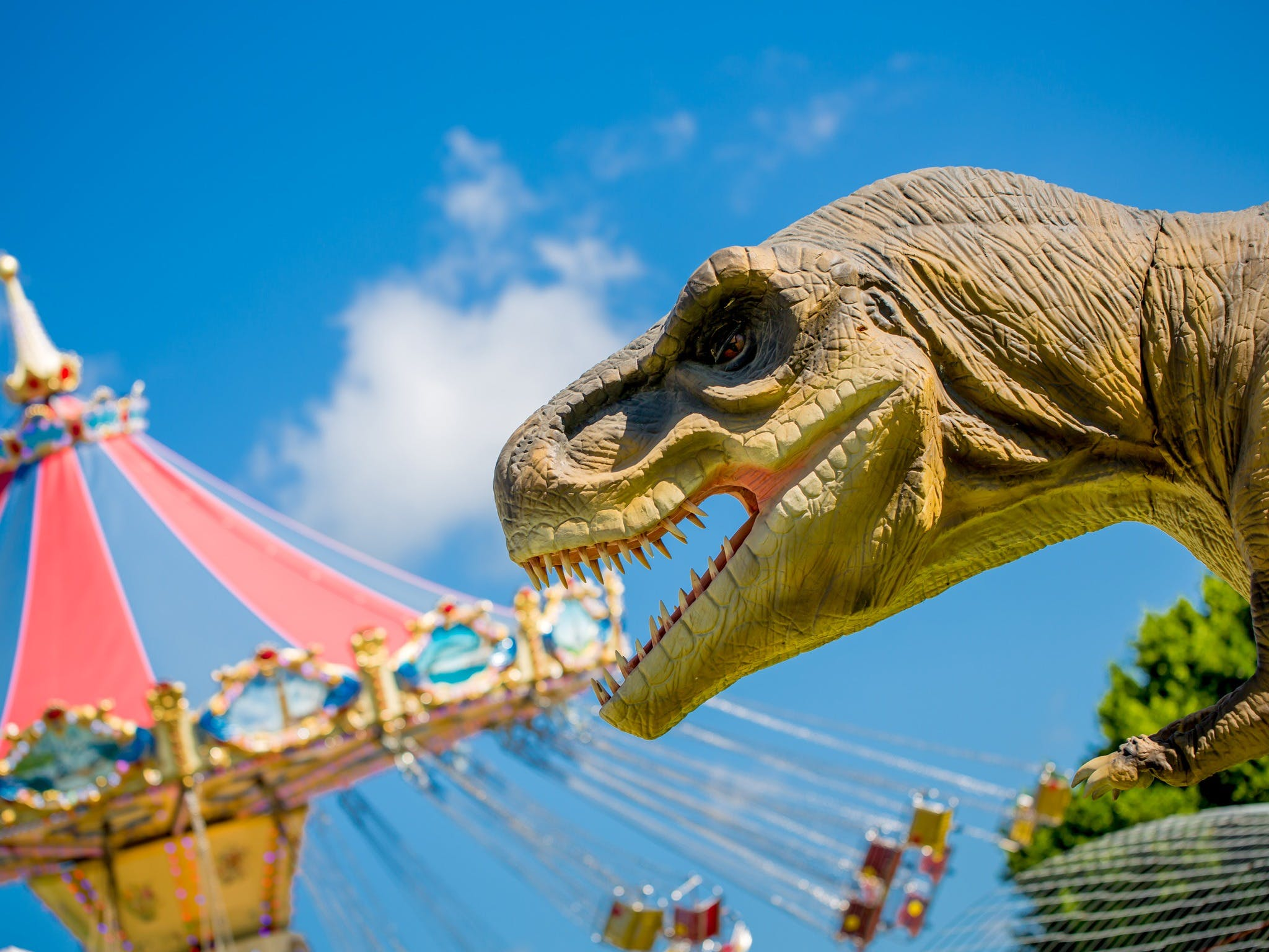 Mega Creatures at Hunter Valley Gardens - Postponed - Kempsey Accommodation