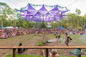 Mushroom Valley Festival - Kempsey Accommodation
