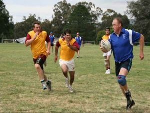Veterans Touch Footy Carnival - Kempsey Accommodation