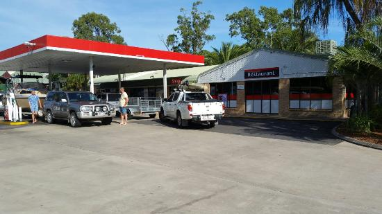 Caltex Agnes Water - Kempsey Accommodation