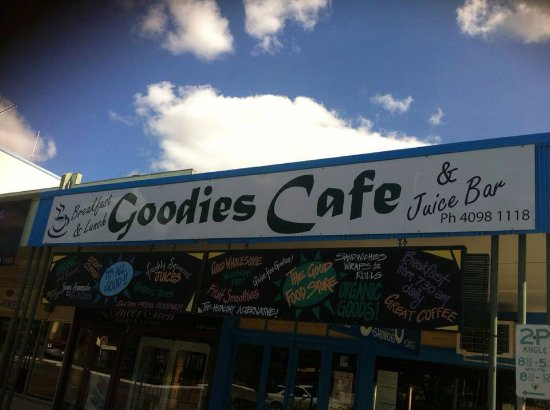 Goodies Cafe - Kempsey Accommodation