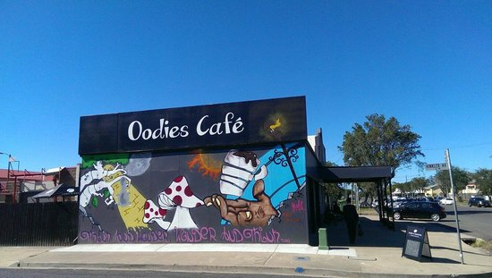 Oodies Cafe - Kempsey Accommodation