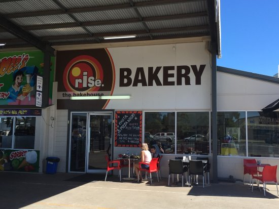 Rise The Bakehouse Biloela - Kempsey Accommodation