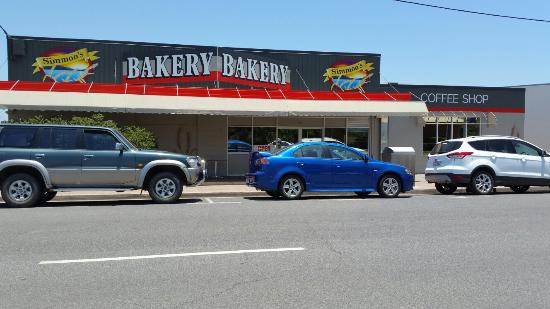 Simmons Bakery - Kempsey Accommodation