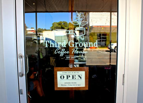 Third Ground Coffee House - Kempsey Accommodation