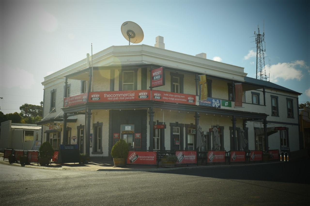 Commercial Hotel Morgan - Kempsey Accommodation