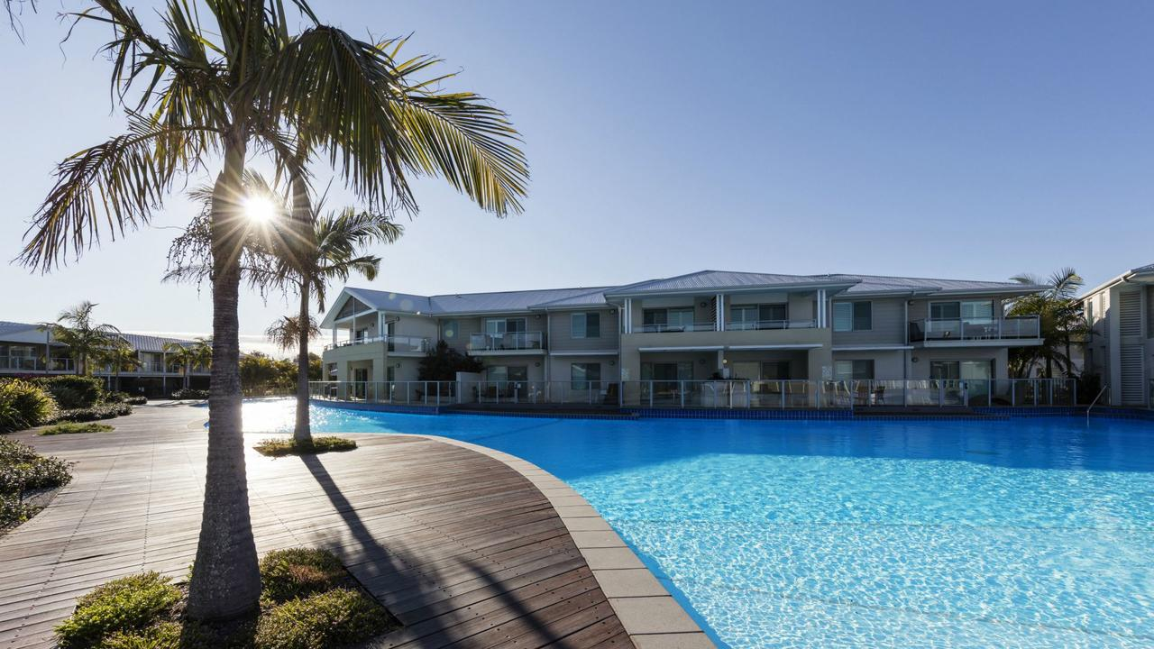 Oaks Pacific Blue Resort - Kempsey Accommodation