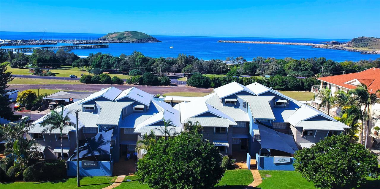 The Observatory Holiday Apartments - Kempsey Accommodation