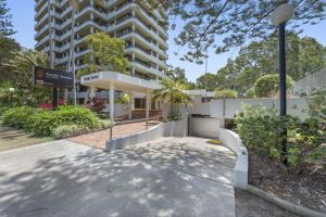 Pacific Towers Beach Resort - Kempsey Accommodation