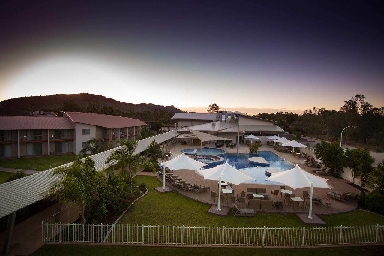 Crowne Plaza Alice Springs Lasseters - Kempsey Accommodation
