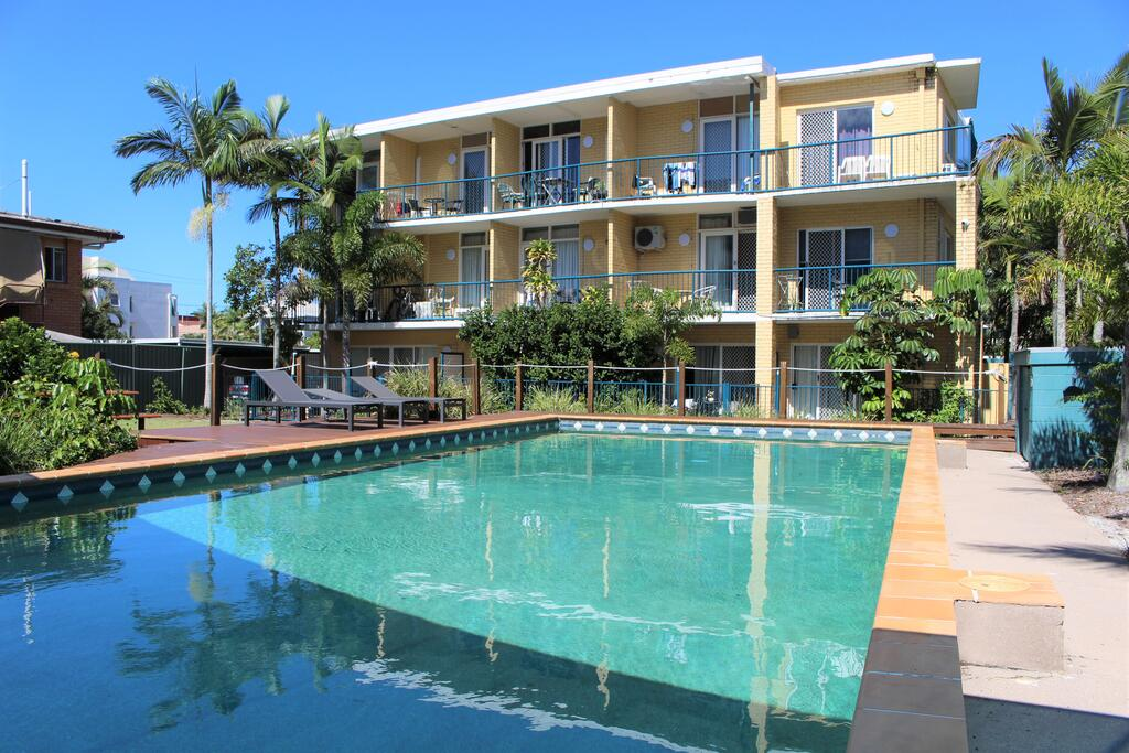 Broadwater Keys Holiday Apartments - Kempsey Accommodation