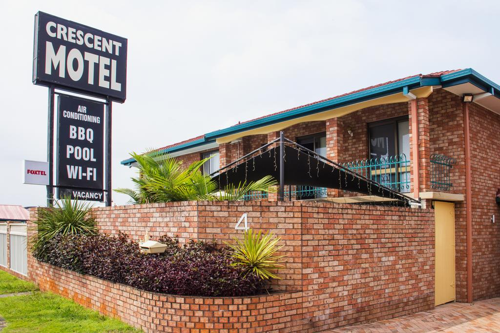 Crescent Motel Taree - Kempsey Accommodation