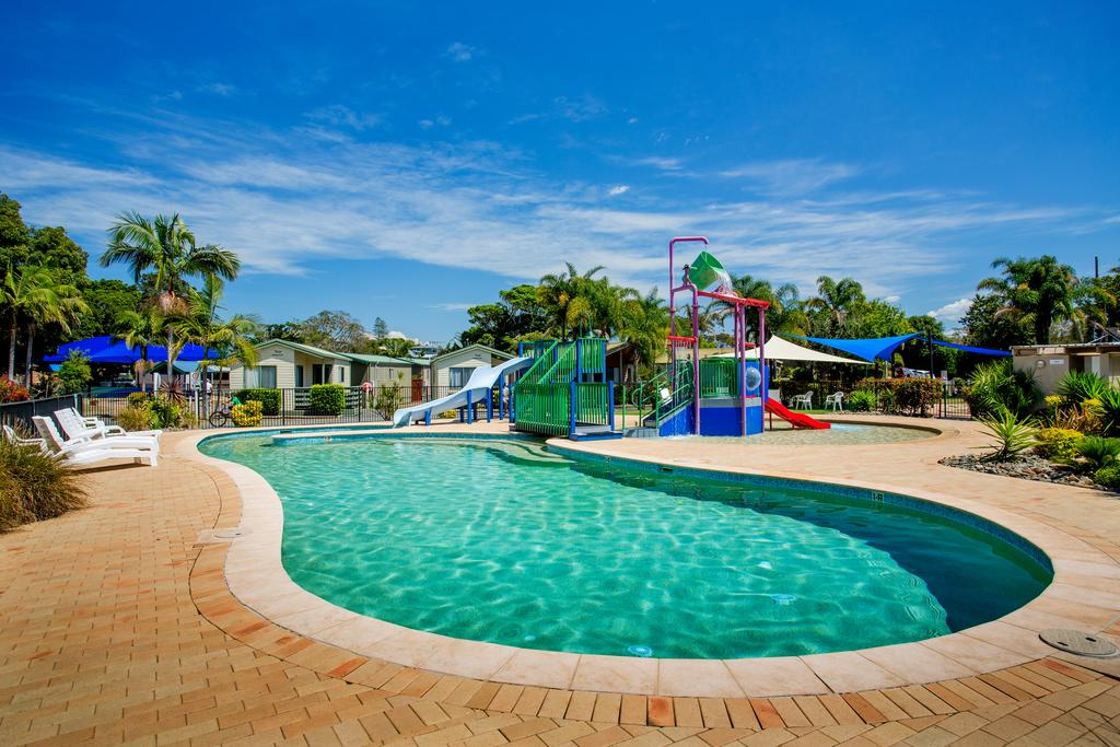 Discovery Parks - Harrington - Kempsey Accommodation