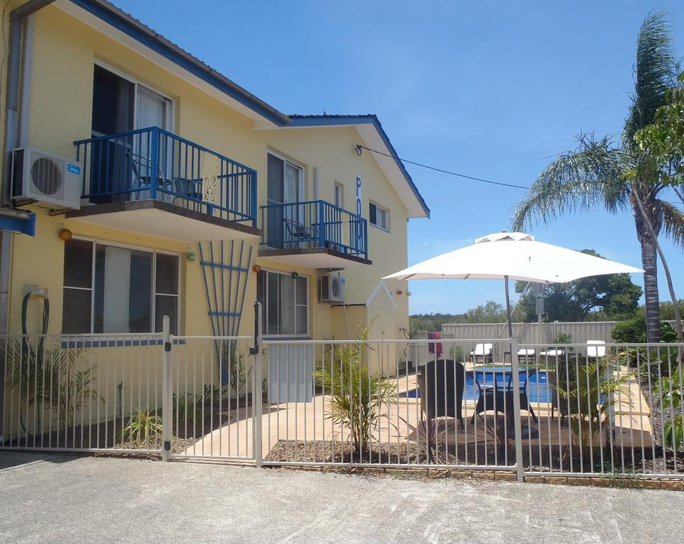 Harrington Village Motel - Kempsey Accommodation