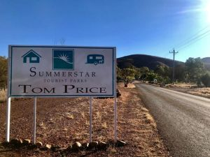 Tom Price Tourist Park - Kempsey Accommodation