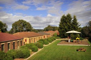 Country Club Villas - Kempsey Accommodation