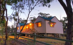 Accommodation Creek Cottages  Sundown View Suites - Kempsey Accommodation