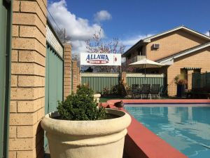 Albury Allawa Motor Inn - Kempsey Accommodation