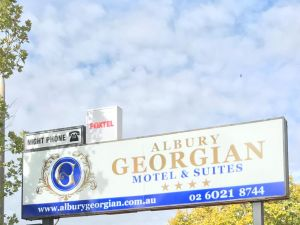 Albury Georgian Motel  Suites - Kempsey Accommodation