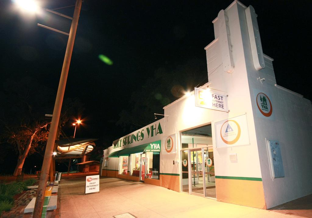 Alice Springs YHA - Kempsey Accommodation