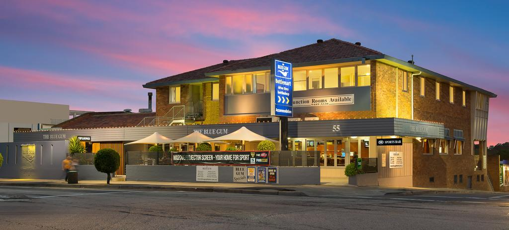 Blue Gum Hotel - Kempsey Accommodation